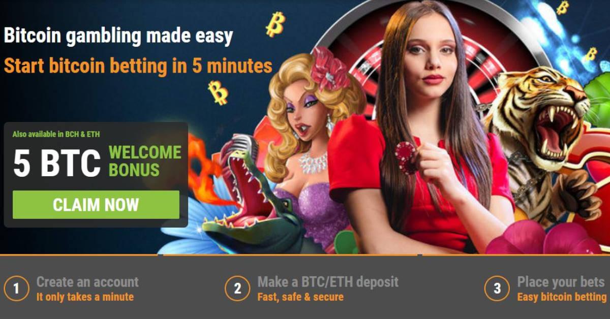 Conquestador รีวิวคาสิโน bitcoin ออนไลน์